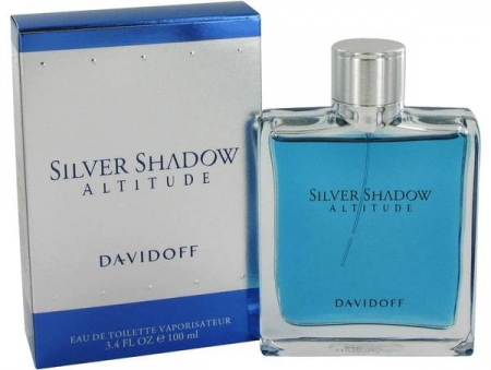 DAVIDOFF Silver Shadow Altitude barbat