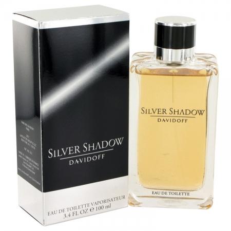 DAVIDOFF Silver Shadow Barbat - Parfumuri Davidoff