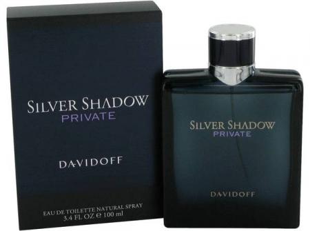 DAVIDOFF Silver Shadow Private barbat