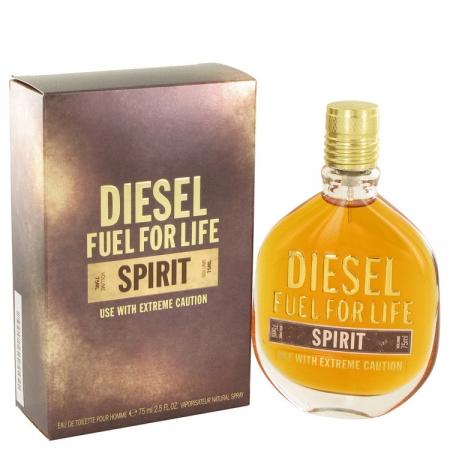 Diesel Fuel For Life Spirit barbat