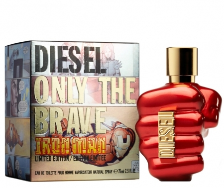 Diesel Only The Brave Limited Edition Iron Man barbat