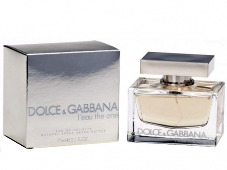 DOLCE GABBANA L`eau The One dama