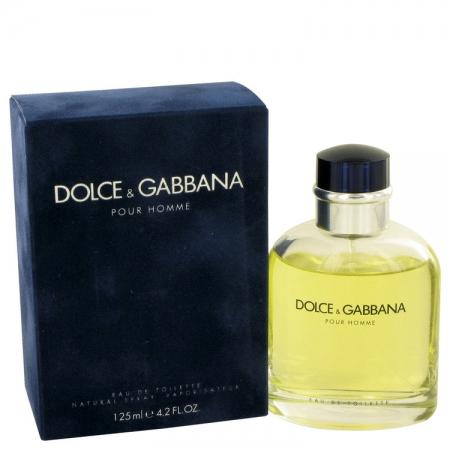 DOLCE GABBANA Pour Homme parfum ORIGINAL barbat