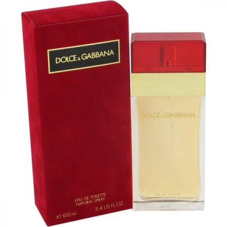 DOLCE GABBANA Red dama