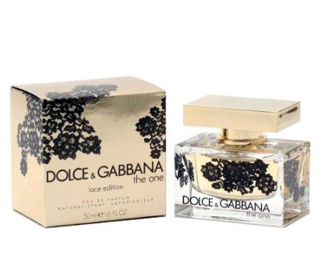 DOLCE GABBANA The One Lace dama