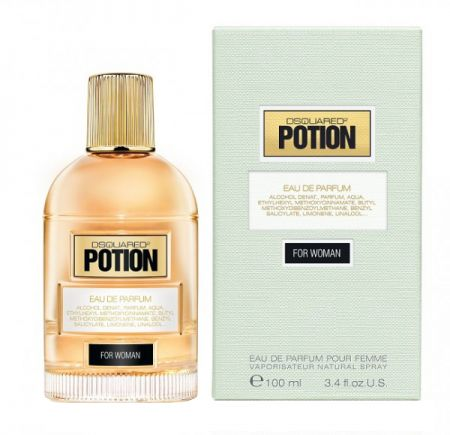 DSQUARED Potion for Women dama