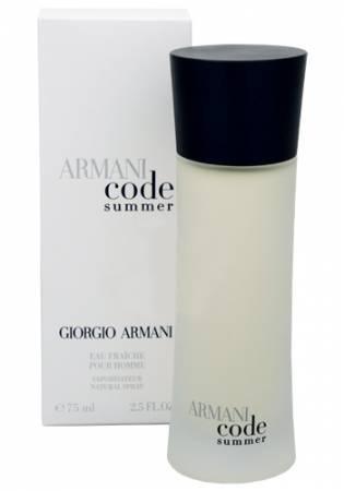 GIORGIO ARMANI Armani Code Summer barbat