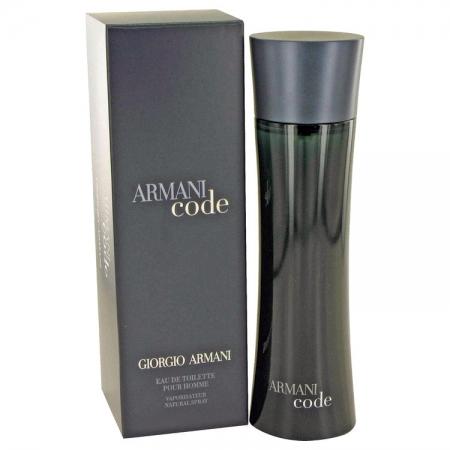 GIORGIO ARMANI Black Code parfum ORIGINAL barbat