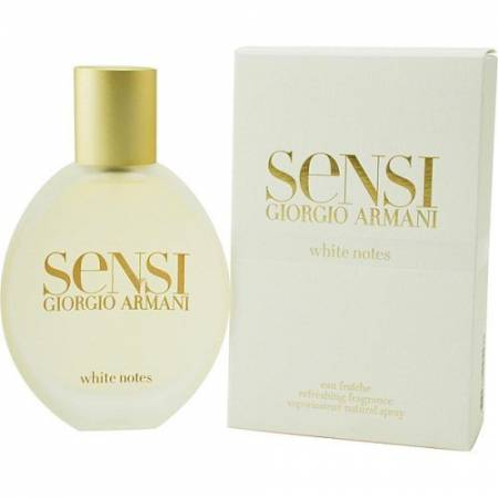 GIORGIO ARMANI Sensi White Notes dama