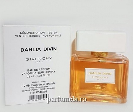 Givenchy Dahlia Divin TESTER dama