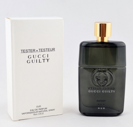 Gucci Guilty Oud TESTER barbat