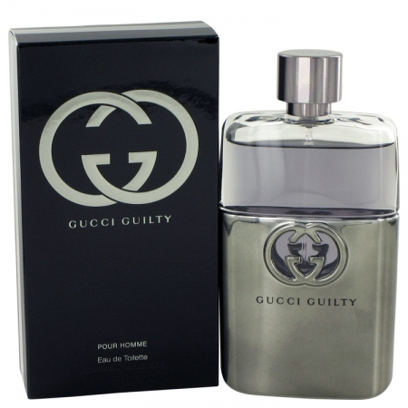 GUCCI Guilty Pour Homme parfum ORIGINAL barbat