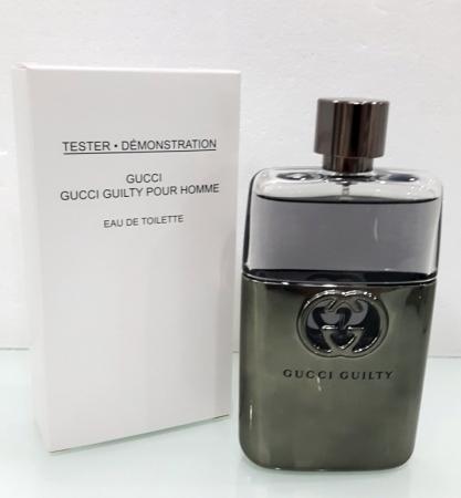 gucci guilty tester barbat parfumuri gucci. Black Bedroom Furniture Sets. Home Design Ideas