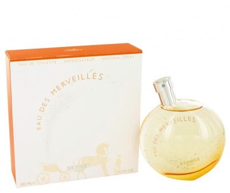 Hermes Eau des Merveilles parfum ORIGINAL dama