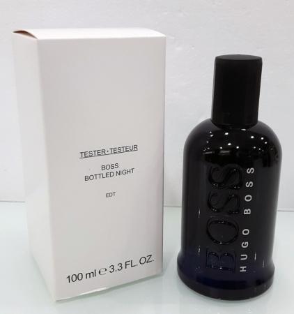 Hugo Boss Bottled Night TESTER barbat