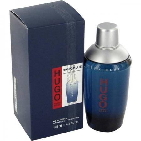 HUGO BOSS Dark Blue barbat