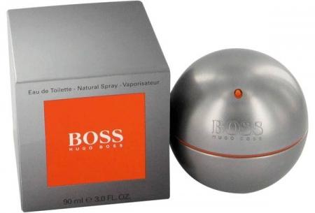 HUGO BOSS In Motion Grey parfum ORIGINAL barbat