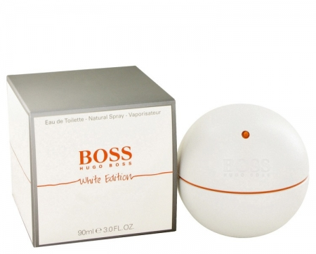 HUGO BOSS In Motion White barbat