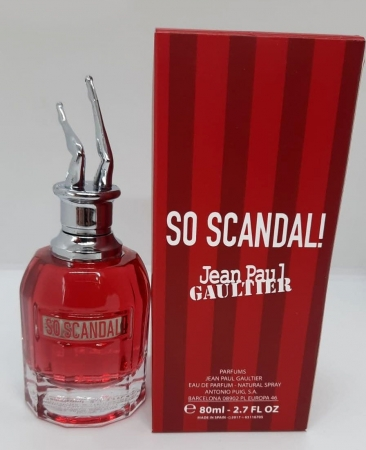 Jean Paul Gaultier So Scandal TESTER Dama