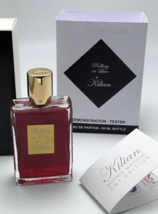Kilian Rolling in Love TESTER unisex