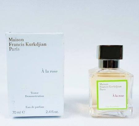 Maison Francis Kurkdjian a La Rose TESTER dama