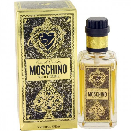 MOSCHINO Moschino Pour Homme barbat