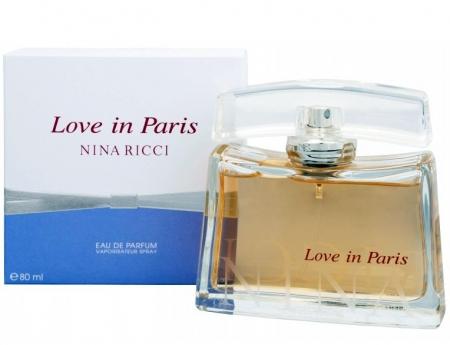 NINA RICCI Love in Paris dama