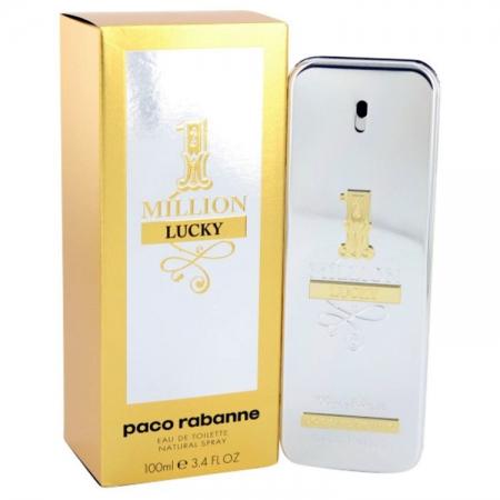 Paco Rabanne 1 Million Lucky parfum ORIGINAL barbat