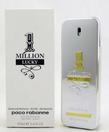 Paco Rabanne 1 Million Lucky TESTER barbat