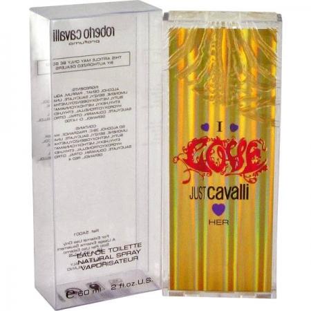 Roberto Cavalli  I Love Her dama