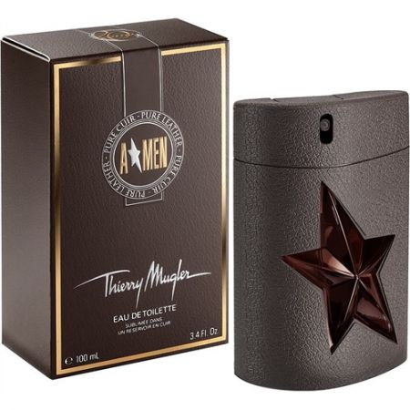 Thierry Mugler AMen Les Parfums de Cuir barbat