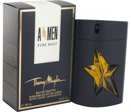 THIERRY MUGLER AMen Pure Malt barbat