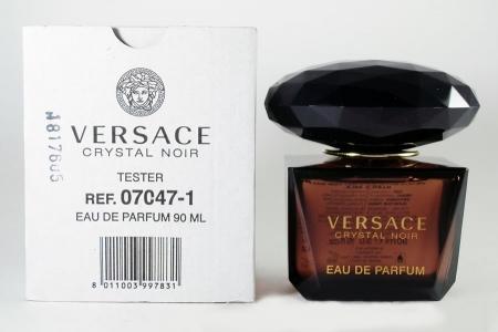 Versace Crystal Noir TESTER dama