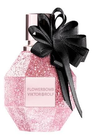 VIKTOR AND ROLF Flowerbomb Pink Sparkle dama