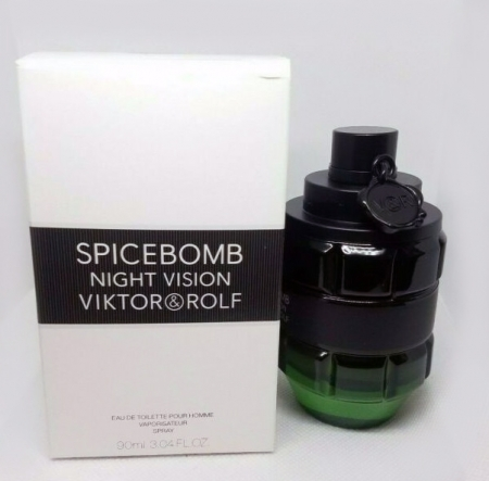 Viktor And Rolf Spicebomb Night Vision TESTER barbat